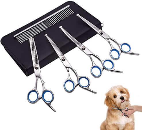 Best Dog Grooming Scissors
