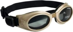 Doggles Originalz Frame Goggles for Dogs with Smoke Lens