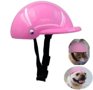 4. GUGELIVES Pet dog helmet