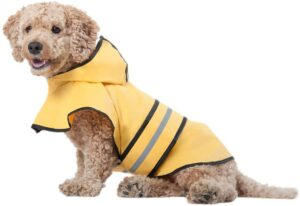 Ethical Pet Fashion Pet Dog Raincoat for Medium Dog