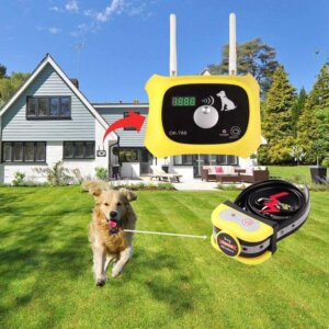 OKPET Wireless Dog Fence Pet