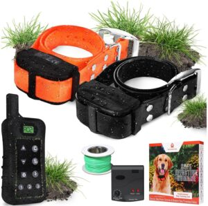 Pet Control HQ Dog Containment System Wireless Perimeter