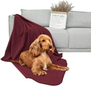 DEARTOWN 100% Waterproof Furniture Cover for Dogs and Cats