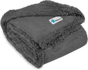 PetAmi Waterproof Dog Blanket for Bed