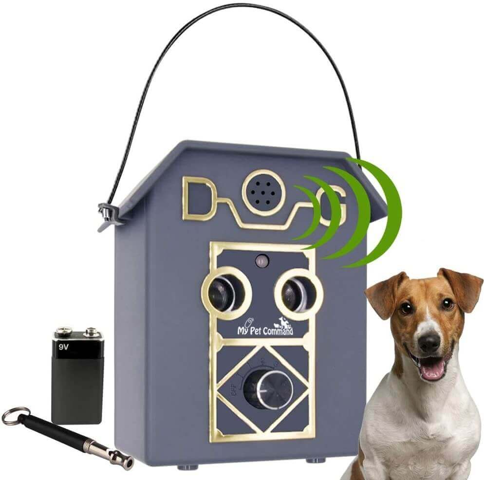 long range ultrasonic anti barking device