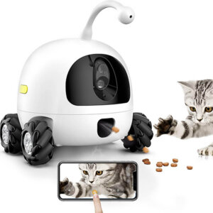 Auto Feeder Pet Camera