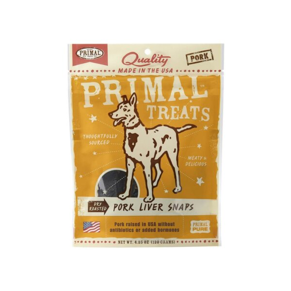 Primal Dry Roasted Dog Treats