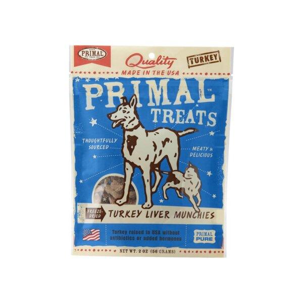 Primal Freeze Dried Munchies Treats